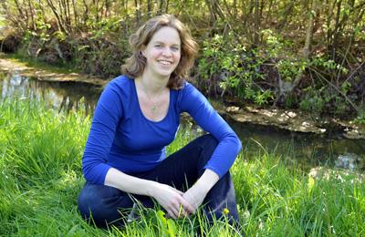 Annemarie van Positieve Stappen