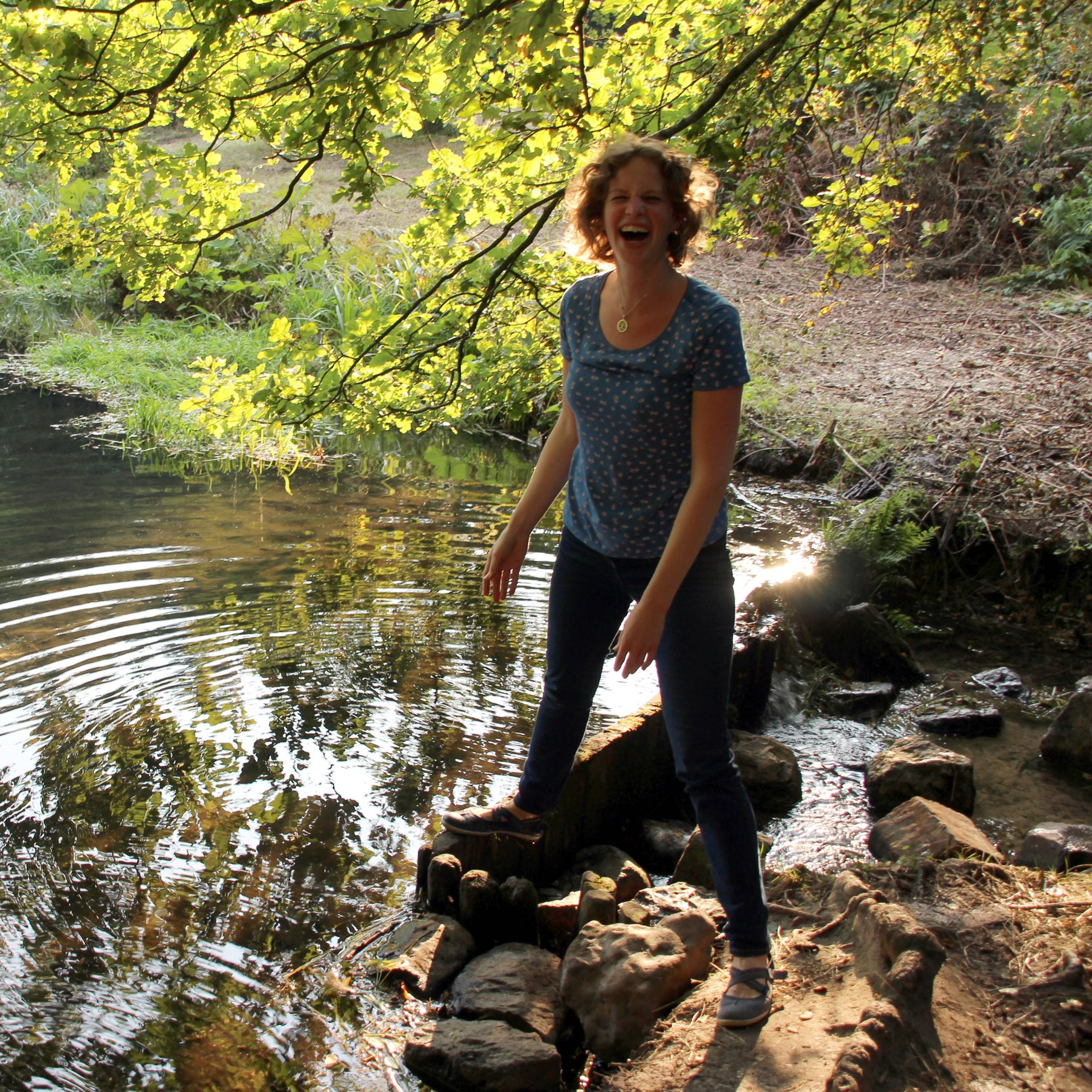 wandelcoach Annemarie in Zypendaal Arnhem